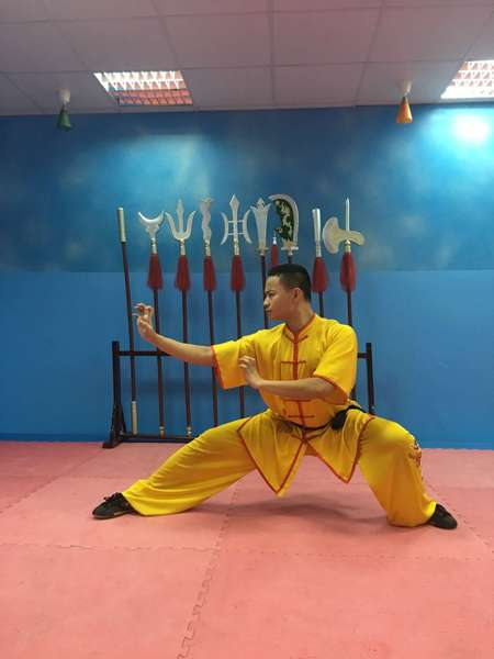 Master Wei
