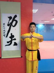 Kung Fu in Duabi